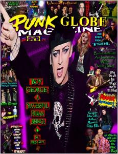 Punk Globe Hi Res