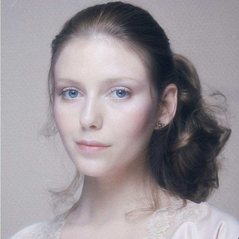 Bebe in British Vogue