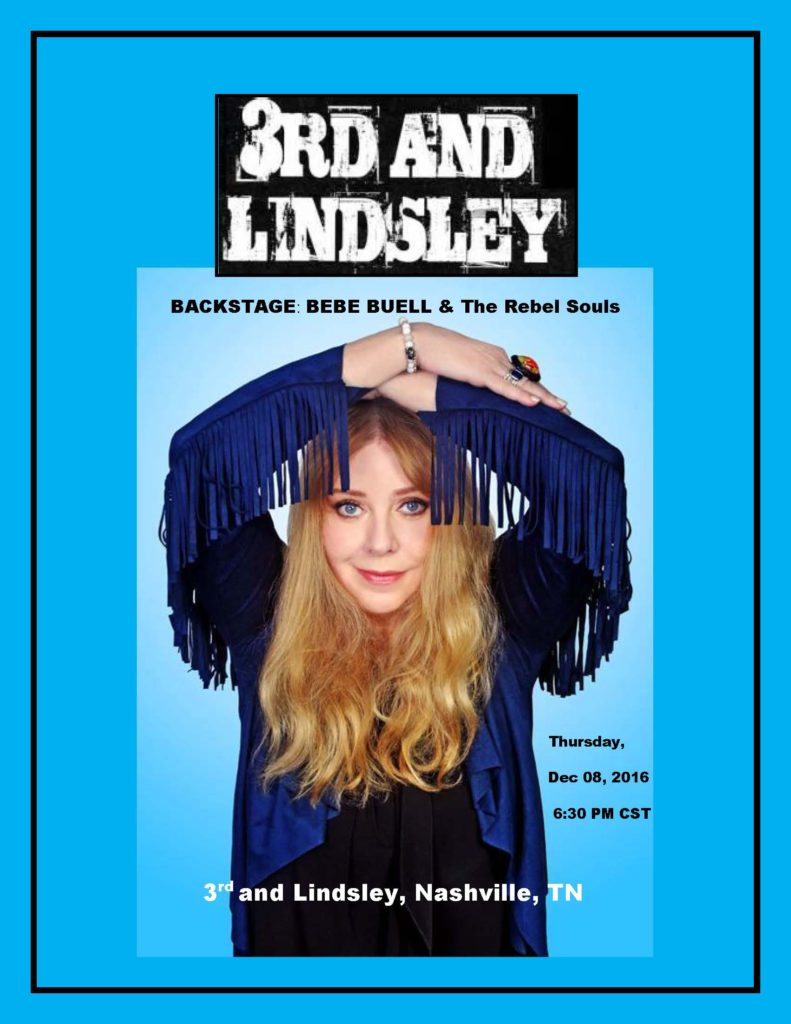 bebe-buell-3rd-and-lindsley-show-on-dec-6th
